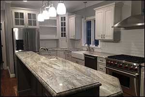 Countertop Trends and Fall River Kitchen Cabinets
