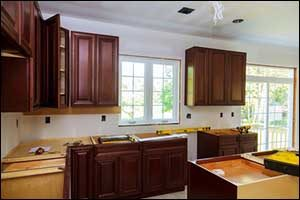 Fall River Custom Kitchen Design
