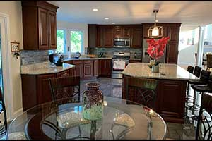Fall River custom kitchen designs