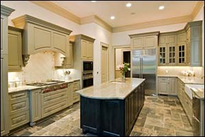 Custom Kitchen Trends