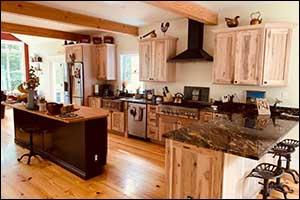 modern Fall River kitchen designs